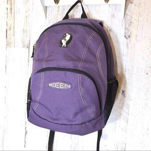 Keen Bags - Purple Keen Penguin Kids Backpack